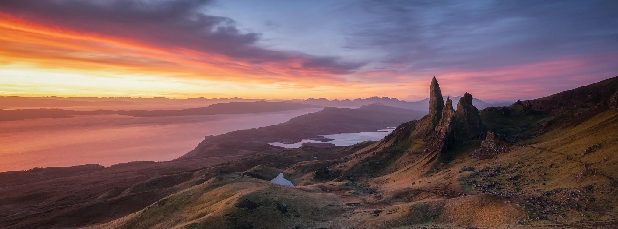 Du lịch khám phá Anh- Scotland- Xứ Wales và Bắc Ailen